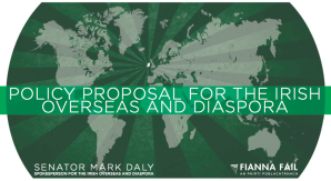 Irish Overseas Proposal