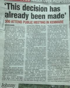 Kerry Man Ambulance Article