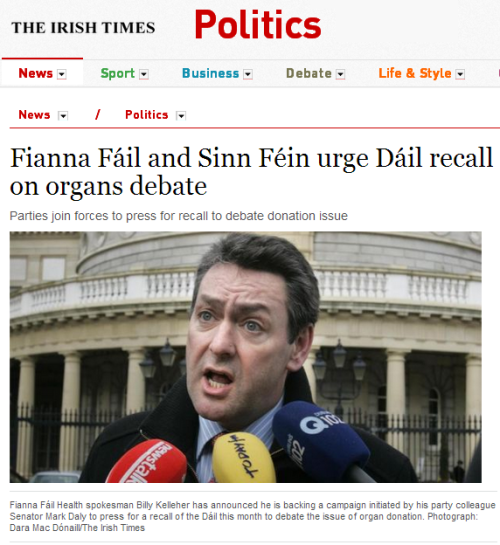 irish times 13 august