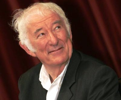 Irish Poet Laureate Seamus Heaney 13 April 1939 – 30 August 2013