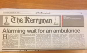 Kerryman Ambulance