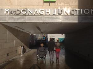 Thomas MacDonagh shopping centre