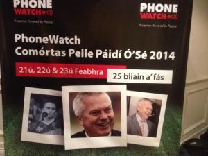 Paudie O'Shea football tournament launch 1