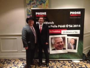 Paudie O'Shea football tournament launch 3