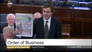 Irish Dail Mail