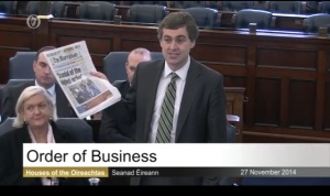 Kerryman Seanad 27th November