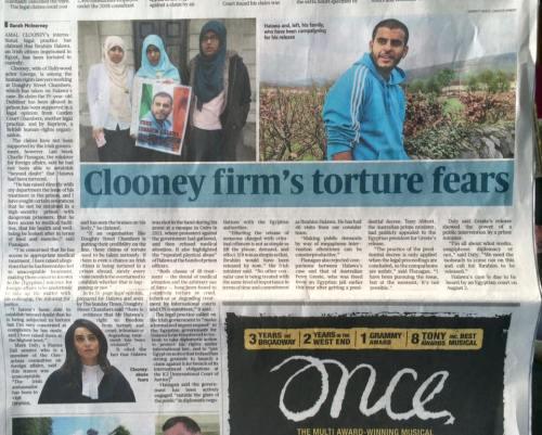 Amal Sunday Times 2