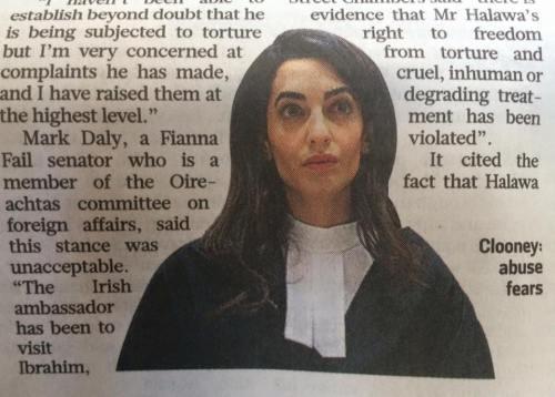 Amal Sunday Times