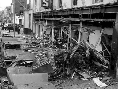 bombings 1974