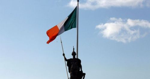 flag protocol irish times