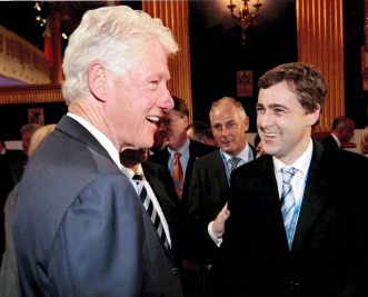 Senator Mark Daly meets Bill Clinton.png