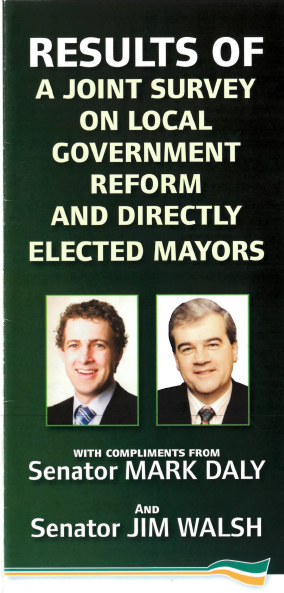 local government reform leaflet 1