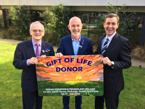launch of organ donor week